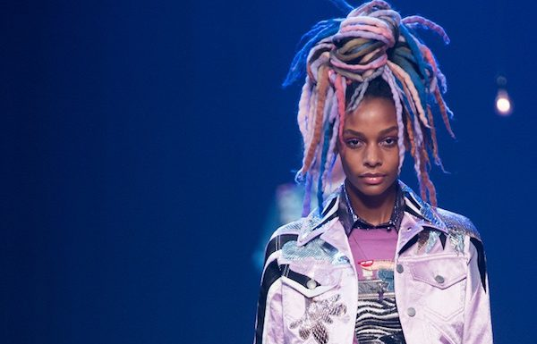 Marc Jacobs Causes Controversy At NYFW With Dreadlocks