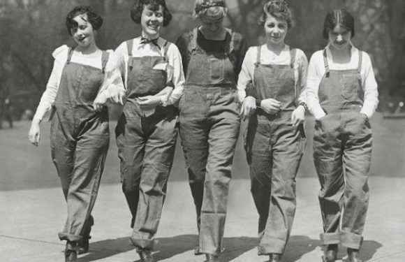 The History Behind Your Good Ol' Blue Jeans