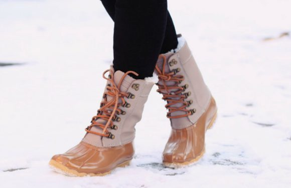 11 Winter Boots That Are Cute (And Actually Good For Snow!)