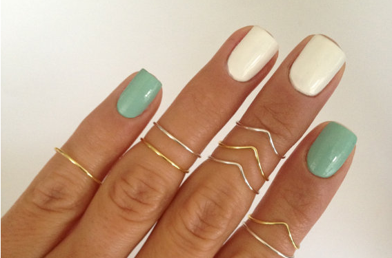 15 Dainty Rings That Won't Break The Bank