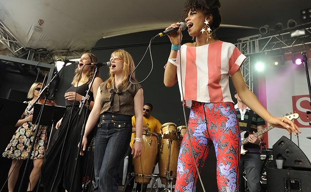 5 Girl Bands You Need On Your Summer Playlist