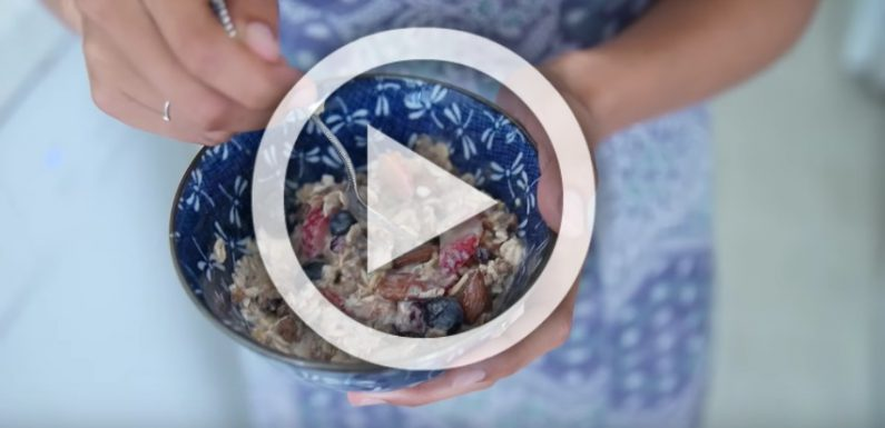 Simply Delicious Overnight Oats