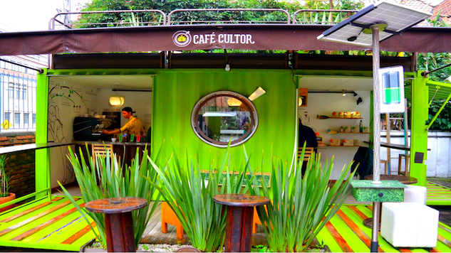 The 5 Coolest Coffee Shops In South America