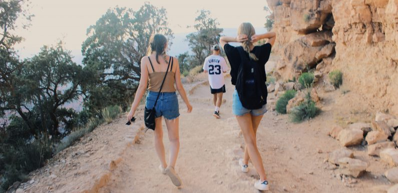 What It's Really Like Road Tripping Across The Country With Friends