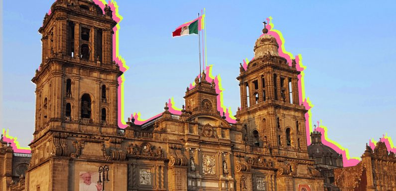 Forget The Beach: Why Mexico City Is The Coolest New Vaca Spot
