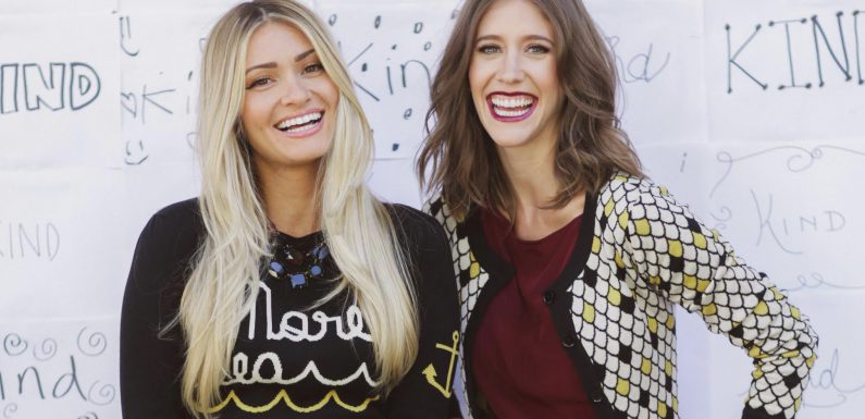 Lauren Paul & Molly Thompson Of Kind Campaign Are Making Kindness Cool Again