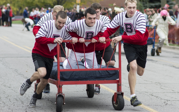 6 Schools With The Wildest Homecoming Traditions