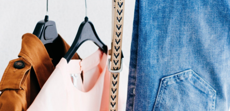 Spring Clean Your Closet With This Stress Free Technique