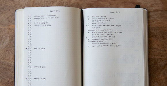 Stay Organized: How To Start Your Own Bullet Journal