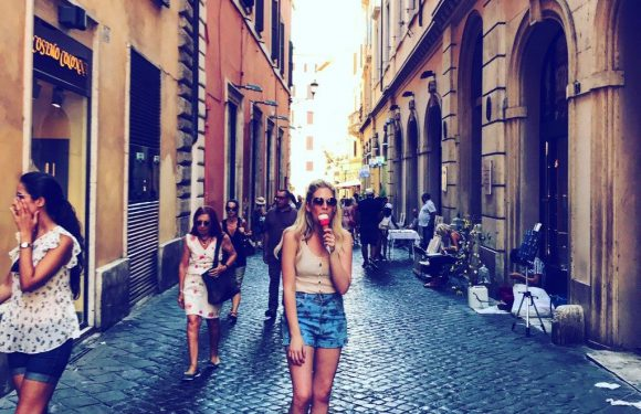How I Spent A Week In Rome On $500